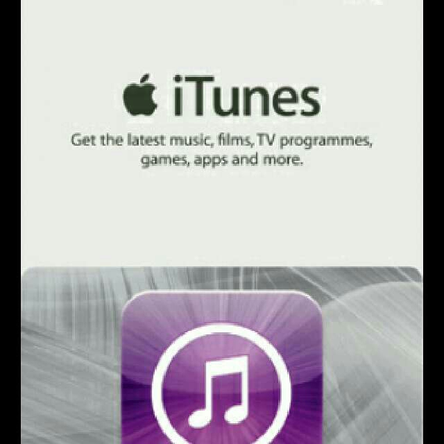 ITUNES 10 Pounds e-Code UK - iTunes Gift Cards - Gameflip