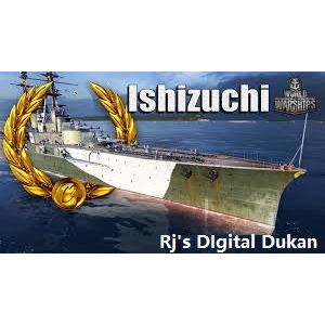 World of Warships Ishizuchi Key AUTO DELIVERY