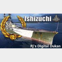World of Warships Ishizuchi Key AUTO DELIVERY