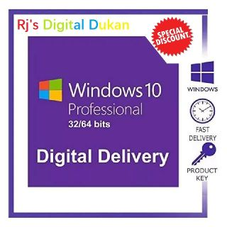 Windows 10 PRO INSTANT DELIVERY