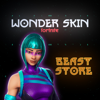 Code | 🔥WONDER SKIN FORTNITE🔥