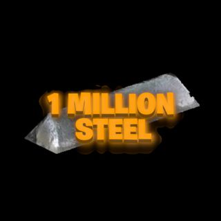 Junk   1 Million steel!
