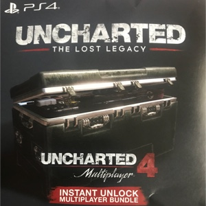 Uncharted The Lost Legacy ( Multiplayer Bundle )