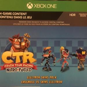 Crash Team Racing Xbox one DLC