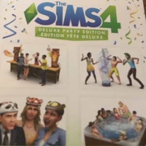 The Sims 4 ( Party DLC Only ) (🔥ON SALE🔥)