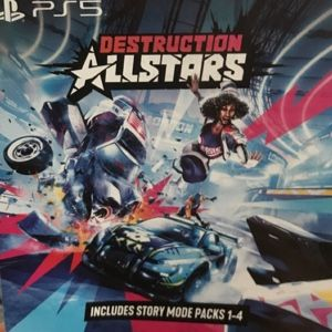 Destruction Allstar Story Packs 1-4
