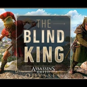 Assassin's Creed Odyssey ( DLC The Blind King )