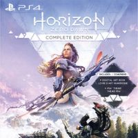 Horizon Zero Dawn ( Digital Art Book & PS4 Theme Only )