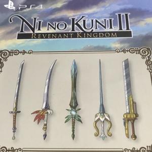 NI NO KUNI 2 Revenant Kingdom DLC