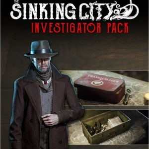 Sinking City ( Investigator Pack Only )