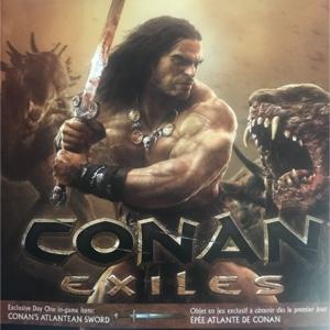 Conan Exiles ( Conan's Atlantean Sword 🗡 )