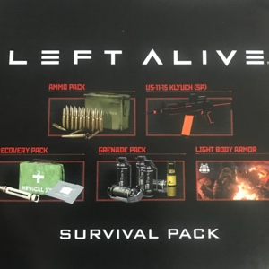 Left Alive  ( Survival Pack )