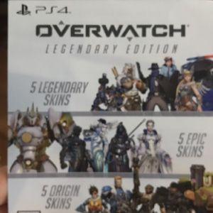 Overwatch Legendary Edition Skin Pack