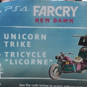 FarCry New Dawn DLC