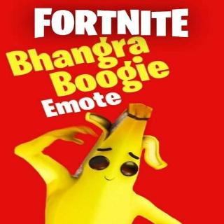 Code | Bhagra Boogie Emote