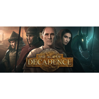 The Age of Decadence Steam key/Instant Delivery