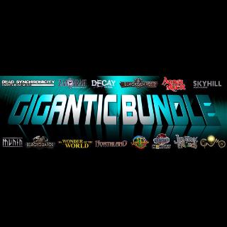 Daedalic - Gigantic Bundle Steam key