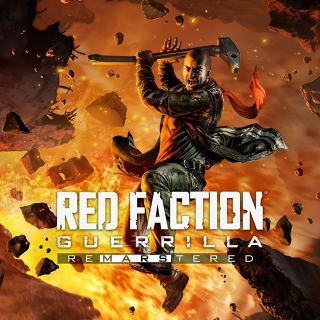 Red Faction Guerrilla Remastered - Steam Key GLOBAL