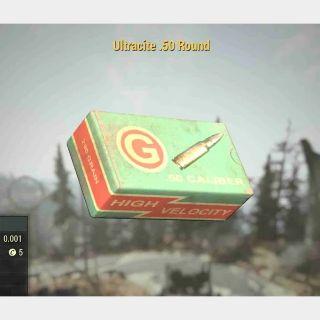 Ammo | Ultracite .50 Round, 25k