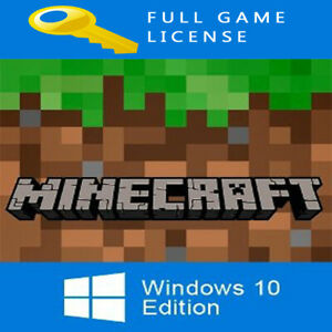 Minecraft: Windows 10 Edition CD-KEY