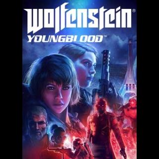 Wolfenstein: Youngblood Standard Edition Bethesda Key NORTH AMERICA
