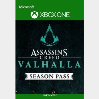 Assassin's Creed Valhalla Season Pass (DLC) (Xbox One) Xbox Live Key GLOBAL