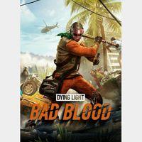 Dying Light - Bad Blood Steam Key GLOBAL