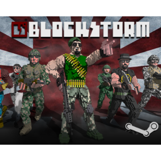Blockstorm Steam Key [Instant Delivery]