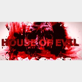 House of Evil Steam Key [Instant Delivery]