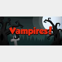 Vampires! Steam Key [Instant Delivery]