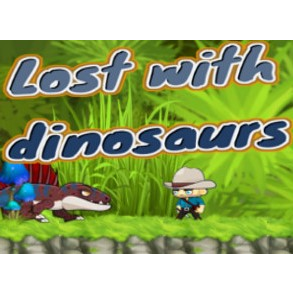Lost with Dinosaurs Steam Key [Instant Delivery]