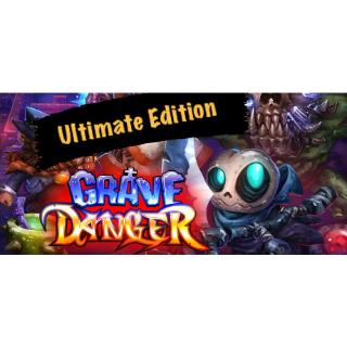 Grave Danger Steam Key GLOBAL [Instant Delivery]