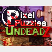 Pixel Puzzles: UndeadZ Steam Key [Instant Delivery]