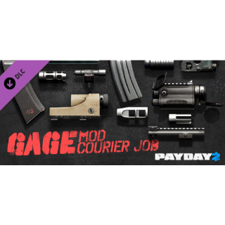 Payday 2: Gage Mod Courier Steam Key GLOBAL