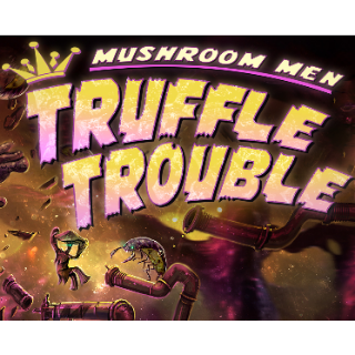 Mushroom Men: Truffle Trouble Steam Key [Instant Delivery]