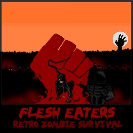 Flesh Eaters Steam Key [Instant Delivery]