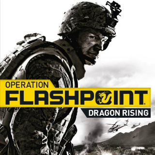 Operation Flashpoint: Dragon Rising Steam Key GLOBAL [Instant Delivery]