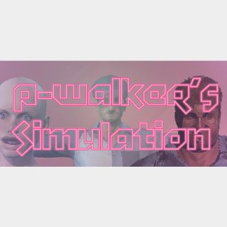 P-Walker's Simulation