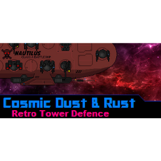 Cosmic Dust & Rust Steam Key [Instant Delivery]