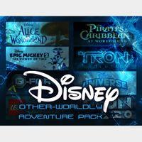 Disney Other-Worldly Adventure Pack Steam