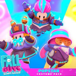 Fall Guys - Popstar Pack