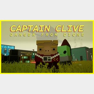 Captain Clive: Danger From Dione