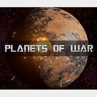 Planets of War Steam Key [Instant Delivery]