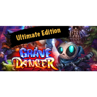 Grave Danger Steam Key GLOBAL [Instant Delivery]