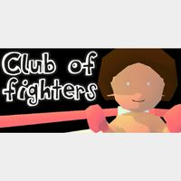 Club of Fighters Steam Key [Instant Delivery]