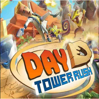 Day D: Tower Rush Steam Key [Instant Delivery]