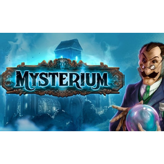 Mysterium: A Psychic Clue Game Steam Key [Instant Delivery]