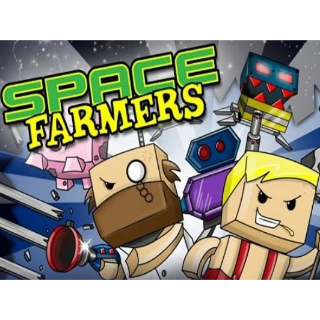 Space Farmers Steam Key [Instant Delivery]