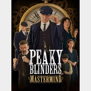 Peaky Blinders Mastermind -- Steam -- Instant Delivery