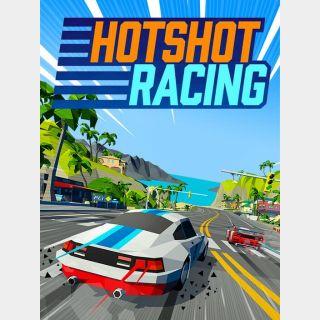 Hotshot Racing -- Steam -- Instant Delivery
